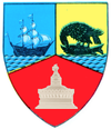 Coat of arms of Constanța County