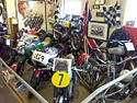London Motorcycle Museum racing motorcycles.jpg