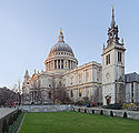 St Paul's Cathedral, London, England - Jan 2010.jpg