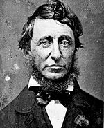 Maxham daguerreotype of Henry David Thoreau made in 1856(aged 39)