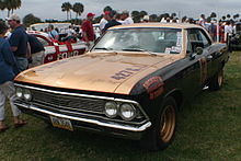 Curtis Turner's 1967 Chevy