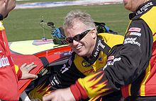 Photo of Ricky Rudd taken in 2005