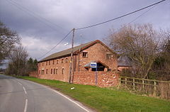Barn conversion at the Grove - geograph.org.uk - 142281.jpg