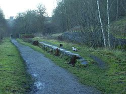 Monsal Dale station on the Monsal trail - geograph.org.uk - 993678.jpg