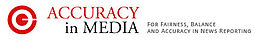 Logo of Accuracy in Media.