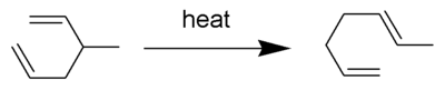 The Cope rearrangement of 3-methyl-1,5-hexadiene